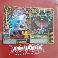 Kartu Animal kaiser Brutus & Forbidden Power