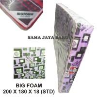 BIG FOAM 200 X 180 X 18 (STD) KASUR