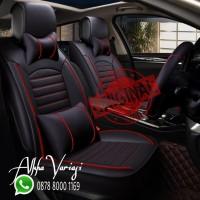 sarung jok mobil INNOVA G V Luxury High Quality