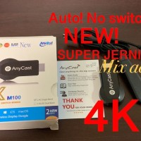 Anycast M100 4K HD Wifi Display TV Dongle Wireless HDMI Dongle Anyca