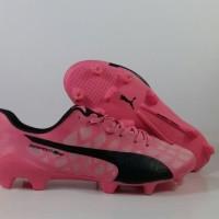 Sepatu Bola Puma Evospeed SL Pink FG