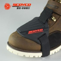 SCOYCO Protective Padding Gear Pelindung Sepatu Motor Shift Pad FS-02
