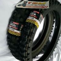 Ban Dunlop D952 Adventure Trail Cross 80/100-21 dan 110/100-18