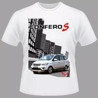 T-shirt Kaos Mobil Wuling Confero
