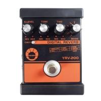 Efek Gitar DIGITAL REVERB Elektrik Bass Guitar Pedal Sakura YRV-200