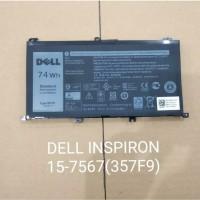 Baterai Laptop Dell Inspiron 15 7000 7566 7567 7557 7559 357F9 71JF4