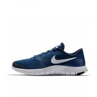 Sepatu Lari Nike Flex Contact GS Gym Blue Original 917932-400