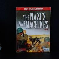 Majalah Angkasa Edisi Koleksi - The Nazis War Machines