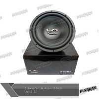 Subwoofer Lm Audio 12 Inch Mobil New Ayla
