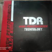 Velg TDR W/WX-Shape(Kotak) 140 - 160 Ring 14