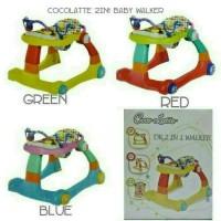 Baby Walker Cocolatte CL1100 Alat Bantu Jalan bayi Baby Wallker Mura