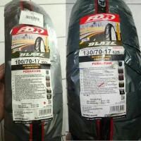Paket Ban FDR Tubeless Blaze Compound 100/70-17 & 130/70-17 Ring 17