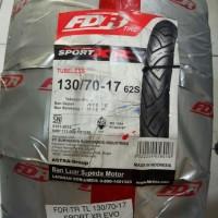 Ban Motor FDR Sport XR EVO 130-70 Ring 17 Tubeless Original