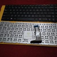 Keyboard Asus A442 A442U X442 X442U Series Hitam