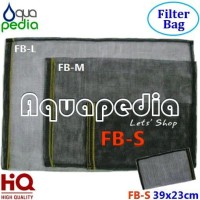 Aquaria FB-S Kantung Filter Media Filling Bag