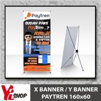 X Banner PAYTREN 60 x 160 cm Flexy 340gr