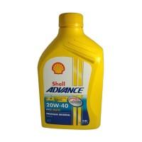 OLI MATIC SHELL AX5 0,8L / SHELL ADVANCE AX5 20W/40 4T 0,8L