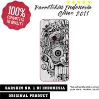 Vivo V15 Garskin custom reog edition anti gores for back case