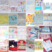 Paket Super Komplit perlengkapan bayi baru lahir Midi Babyshop