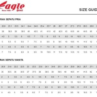 MANTAP SEPATU EAGLE BARRACUDA - FUTSAL SHOES - BLUE, 38 TOP