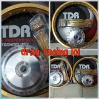 paketan velg jari tromol ring 14 TDR motor beat. beat fi. be Ca1mt43