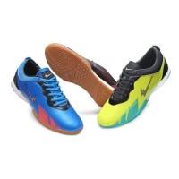 Special Product Sepatu Eagle Barracuda - Futsal Shoes - Blue, 38