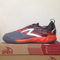 Special Product Sepatu Futsal Specs Metasala Warrior Dark Granite