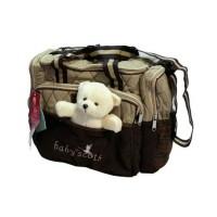 Tas Perlengkapan bayi Baby scots- tas Bayi Besar Boneka