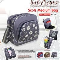 Tas Perlengkapan Bayi Baby scots- Baby Scots Diaper bag Murah