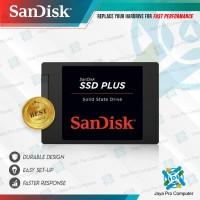 Sandisk SSD Plus 240GB - Sandisk Plus 240 GB Sata3 2.5