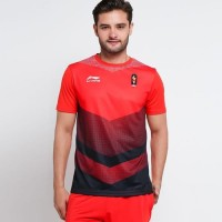 jersey badminton asian games 2018 lining original