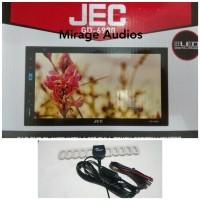 TV MOBIL DOUBLE DIN JEC FULL PANEL MIRRORLINK HD + ANTENA KUPU KUPU