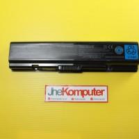 Original Baterai Laptop TOSHIBA Satellite A200 A202 A203 A205 A210