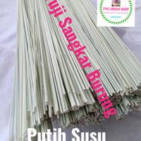 Ruji Jeruji Fiber 2 Mili Putih Susu Stick.Untuk membuat sangkar burung