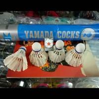 PROMO cock yamada biru shuttlecock anak murah