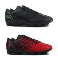 Sepatu Bola Anak Ortuseight Utopia Junior FG Black Ortred Original