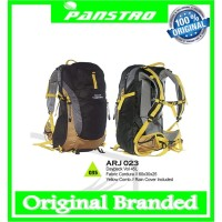 Tas gunung Hiking Daypack Tas Carrier 45 L Yellow Original Branded
