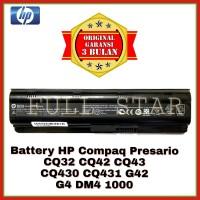Baterai Original Laptop HP 430 431 435 DM4 G32 G42 G62 G72 1000 MU06