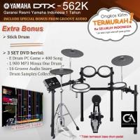Drum Elektrik Yamaha DTX562 / DTX562K / DTX 562 / DTX 562K
