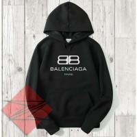 Hoodie Pullover Balenciaga Paris by Zalfa Clothing