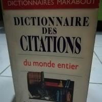 kamus kutipan bahasa perancis
