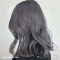 CHAOBEN 09-BP MED GRAY - pewarna rambut abu ash