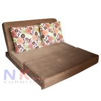 Sofa Bed Minimalis 2 seater (26) sofabed kasur dudukan BUSA INOAC