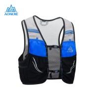 Aonijie Hydration Backpack Vest C932 - 2.5L Trail Running - BLACK BLUE