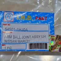 LOWER ARM BALL JOINT ASSY LH NISSAN MARCH DATSUN GO SAYAP BAWAH KIRI