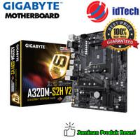 Gigabyte Motherboard GA-A320M-S2H-V2