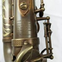 saxophone alto perunggu shelmer retro saxophone alto selmer mark VI bb