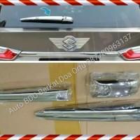 Cover Wiper Belakang Chrome XL7