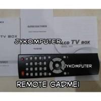 Remote TV TUNER Gadmei 5821 5830 3810