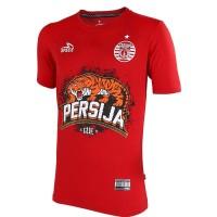 Kaos Tshirt Baju Persija Specs Macan Original - Merah